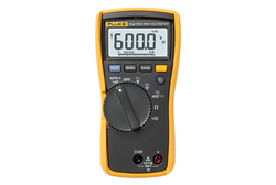 Fluke True RMS Multimeters from SYNERGIX INTERNATIONAL