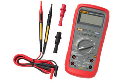 Intrinsically safe true-rms digital multimeter from SYNERGIX INTERNATIONAL