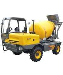 Truck Mixer Dubai - Dieci Truck Mixer from HOUSE OF EQUIPMENT LLC