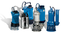 Submersible pumps supplier UAE from ADEX