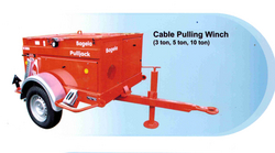 CABLE PULLING WINCH from EXCEL TRADING COMPANY - L L C