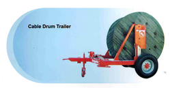CABLE DRUM TRAILER  from EXCEL TRADING COMPANY L L C