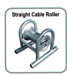 STRAIGHT CABLE ROLLER  from EXCEL TRADING COMPANY - L L C