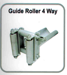 GUIDE ROLLER 4 WAY  from EXCEL TRADING COMPANY - L L C