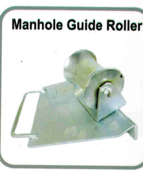 MANHOLE GUIDE ROLLER  from EXCEL TRADING COMPANY - L L C