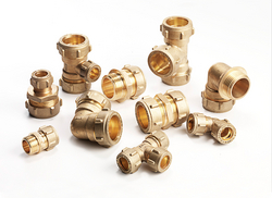 BRASS PIPES FITTINGS from KRISHI ENGINEERING WORKS