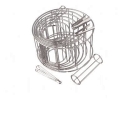Wire frame bandage applicator, 3.4 x 15.2cm - size from ARASCA MEDICAL EQUIPMENT TRADING LLC