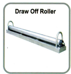 DRAW OFF ROLLER from EXCEL TRADING COMPANY - L L C