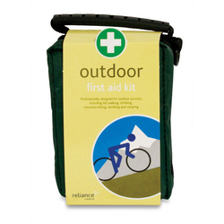 Outdoor Pursuits Kit  in Green Oslo Bag from ARASCA MEDICAL EQUIPMENT TRADING LLC