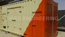 POWER GENERATION from BERG ENGINEERING CO LLC