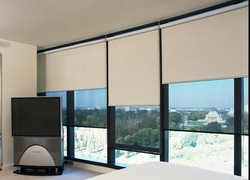 Mortorized blinds