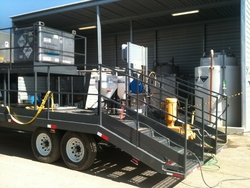 TRAILER MOUNTED DOSING SYSTEMS