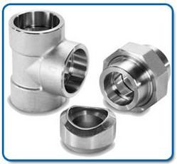 Stainless Steel Forged Fittings from VISION ALLOYS