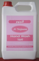 Hand Wash Liquid  from  AL NOJOOM CLEANING EQUIPMENT LLC