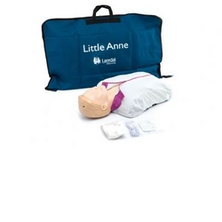 Little Anne™ light skin - value pack of four singl from ARASCA MEDICAL EQUIPMENT TRADING LLC