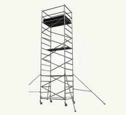 single width scaffolding tower from AL BAWADI METAL INDUSTRIES LLC