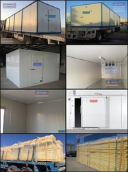 COLD ROOM PANELS , CAMLOCK PANELS IN UAE , AFRICA  from DANA GROUP UAE-OMAN-SAUDI
