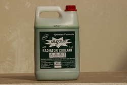RADIATOR COOLANT MANUFACTURERS from AL SAQR INDUSTRIES LLC