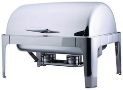 BUFFET DISPLAY, CHAFING DISHES AVAILABLE IN DUBAI  from GOLDEN DOLPHINS SUPPLIES
