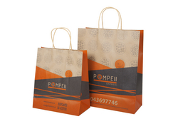 paper bags from MODERN PAPERS IND COMP LLC