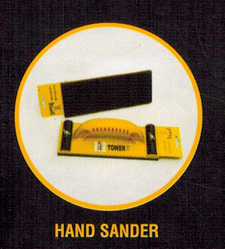 TOWER HAND SANDER  from EXCEL TRADING COMPANY - L L C