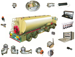 Tank Truck Equipments from MURAIBIT SHIP SPARE PARTS TRADING LLC