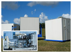 Skid Mounted Cold Room & Container Refrigeration from COOLPOINT LLC REF. DEVICES TR.