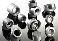 Aloy Steel Forged Fittings from NANDINI STEEL