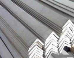 Stainless Steel Equal Angle Bar from NANDINI STEEL