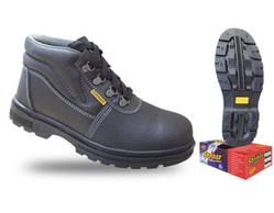 SAFETY STRIKER BRAND SAFETY SHOE from RAJAB MIDDLE EAST FZE
