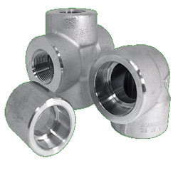 Screwed & Forge Fittings from HONESTY STEEL (INDIA)