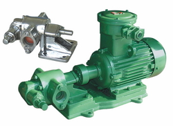 KCB EXTERNAL GEAR PUMP from ARABIAN FALCON OILFIELD EQPT TRADING