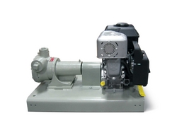 CORKEN PUMP WITH ENGINE from HASSAN AL MANAEI TRADING LLC.