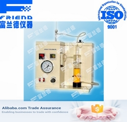 FDT-1201 Air release value analyzer from FRIEND EXPERIMENTAL ANALYSIS INSTRUMENT CO., LTD