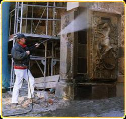 High Pressure Cleaning Machines Dubai. GHANIM TRADING DUBAI UAE +97142821100 from GHANIM TRADING LLC