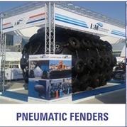 Marine Fenders from EMREF INTERNATIONAL