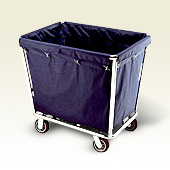 LAUNDRY TROLLEY HEAVY DUTY FOR HOTELS 042222641 from ABILITY TRADING LLC