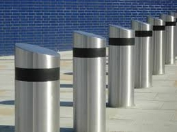Bollards from RUBY STEEL