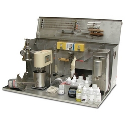 Airplane Kit with Rheometer, Filter Press & Retort from ACE CENTRO ENTERPRISES