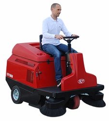 RCM Sweeper for indoor & outdoors from CONSTROMECH FZCO