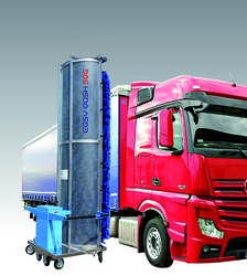 Mobile Truck Wash from CONSTROMECH FZCO