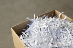 Paper shredding from SHREDEX DOCUMENTS DESTROYING SERVICES L.L.C