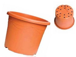 PVC POTS IN SAUDI ARABIA from HAMZA MAROOF TRADING LLC