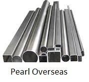 Stainless Steel Pipes & Tubes from PEARL OVERSEAS