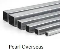 SS 304 Square Tube from PEARL OVERSEAS