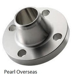 SS Weldneck Flange from PEARL OVERSEAS