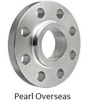 SS Slip On Flange from PEARL OVERSEAS