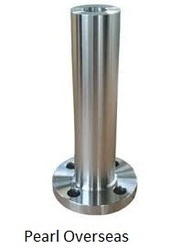 Stainless Steel Long Weld Neck Flanges from PEARL OVERSEAS