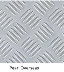 Aluminium Chequered Plate from PEARL OVERSEAS