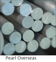 Aluminium Round Bar from PEARL OVERSEAS